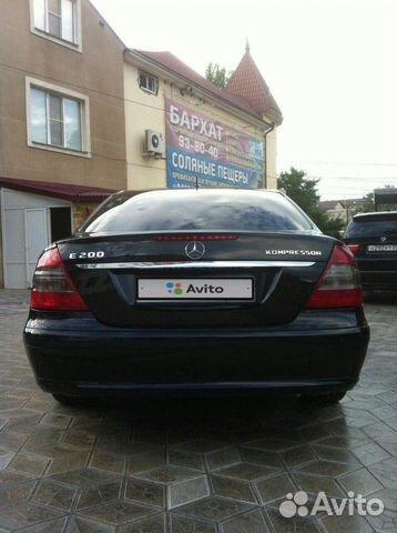 Mercedes-Benz E-класс, 2006  89188005615 купить 1