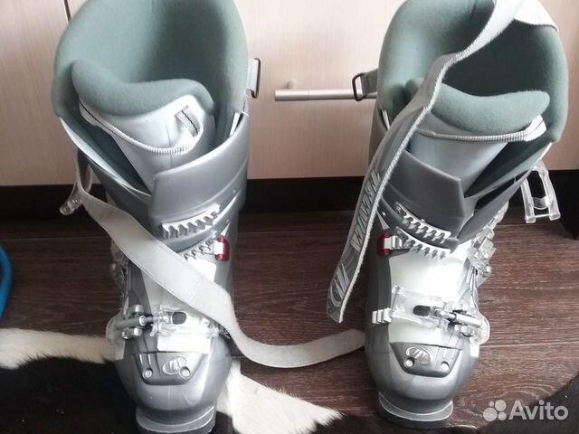 Продам лыжные ботинки купить 3