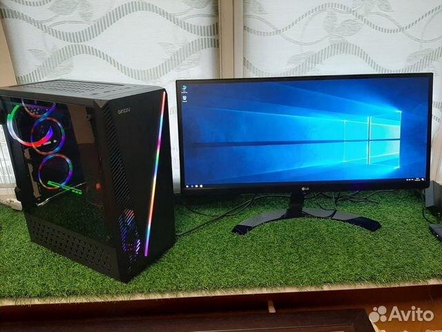 Идеальный системник i5 10400F + GTX 1660super  89202229294 купить 1