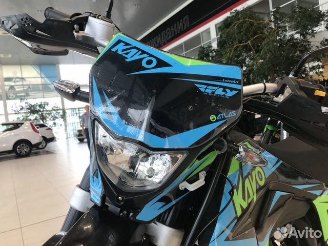 Мотоцикл kayo T2 250 enduro 21/18 88792225000 купить 6