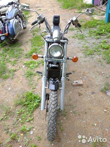 Suzuki VS 400 Intruder  89662713963 купить 3