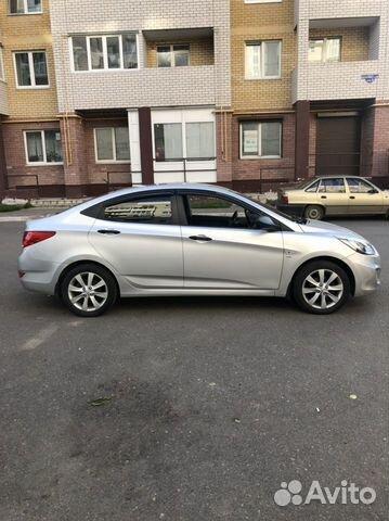 Hyundai Solaris, 2011  89092664733 купить 3