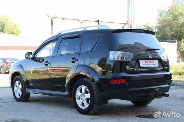 Mitsubishi Outlander, 2010  89883900490 купить 6
