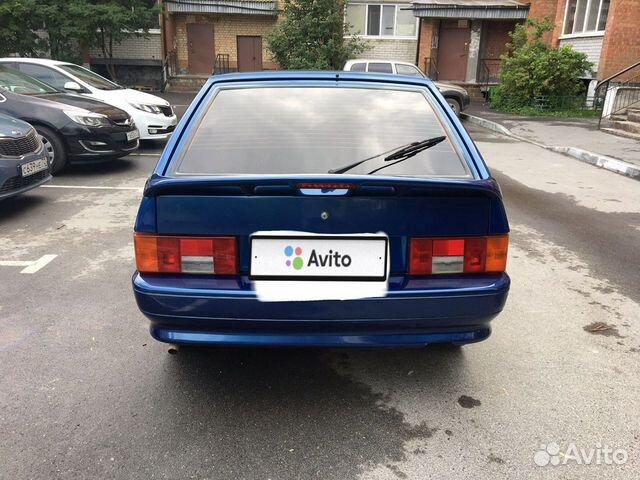 ВАЗ 2114 Samara, 2007  89673825523 купить 3