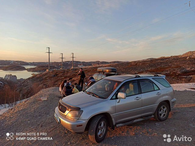 Lexus RX, 2000  89061342286 купить 1