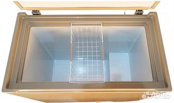 Ларь морозильный Aucma BD-206GEX от+8 до -38,8 С