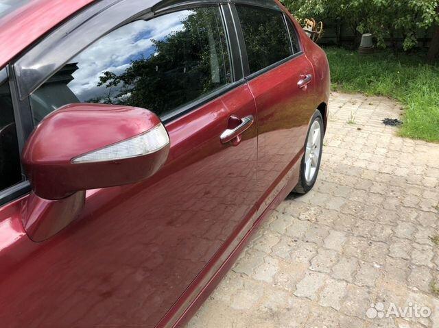 Honda Civic, 2008  89520648140 купить 8