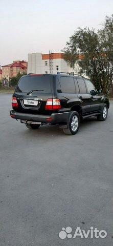 Toyota Land Cruiser, 2007  89822009527 купить 4