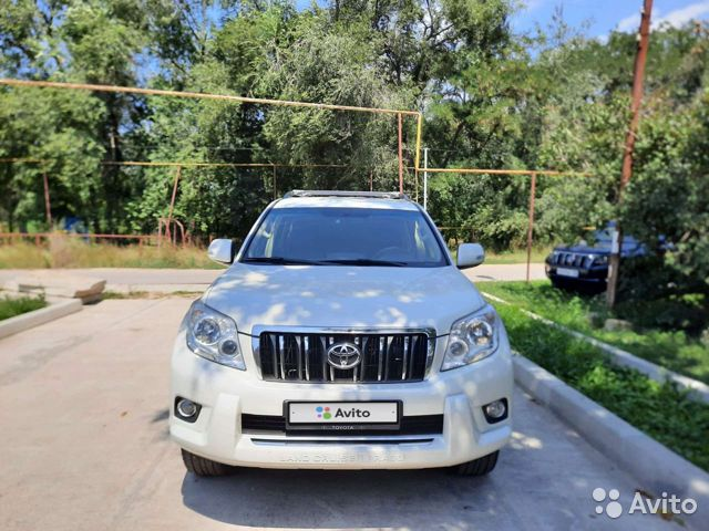 Toyota Land Cruiser Prado, 2012  89034175732 купить 6