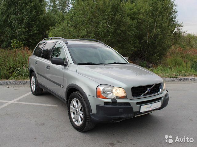 Volvo XC90, 2004  83432716387 купить 3