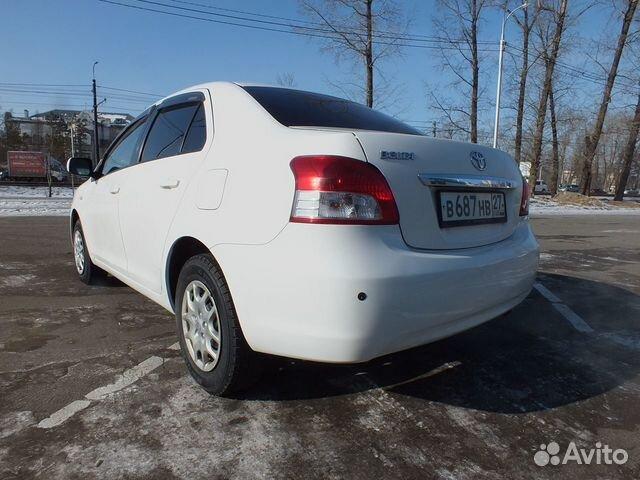 Аренда/Прокат авто toyota Belta  89145442707 купить 5