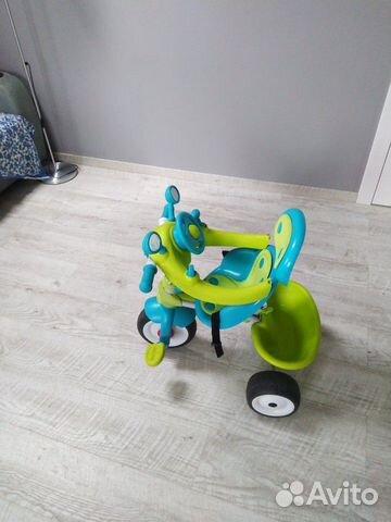 Детский велосипед Smoby Baby driver confort  89005705726 купить 5