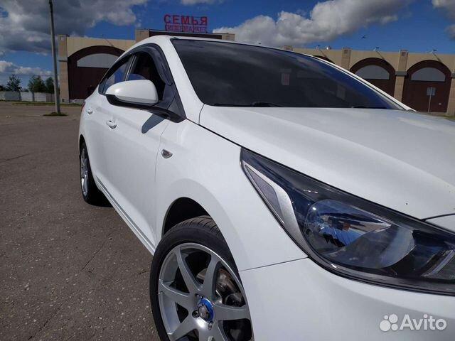 Hyundai Solaris, 2017  89605376769 купить 3