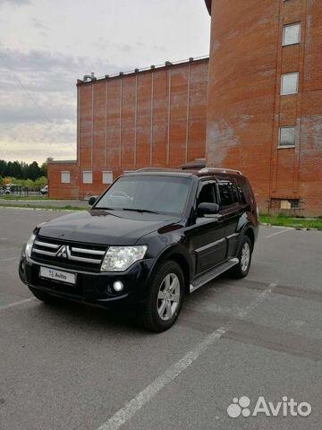 Mitsubishi Pajero, 2007  89627833935 купить 3