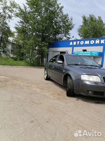 Audi A6, 2002  89606141708 купить 6