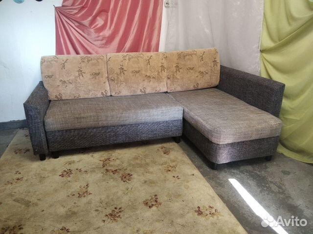 Диванугловой диван. Есть доставка  89118610703 купить 2