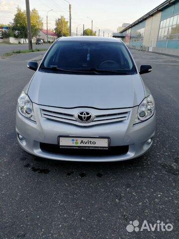 Toyota Auris, 2012  89092326839 купить 4