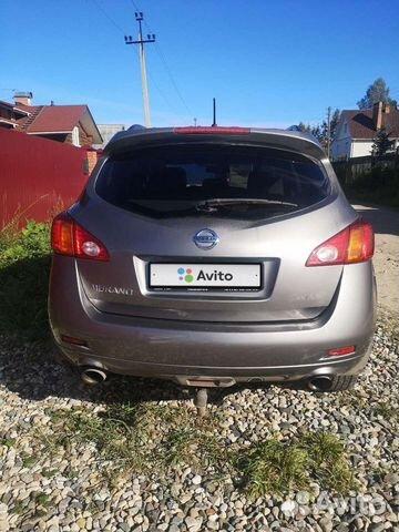 Nissan Murano, 2011  89062924345 купить 2
