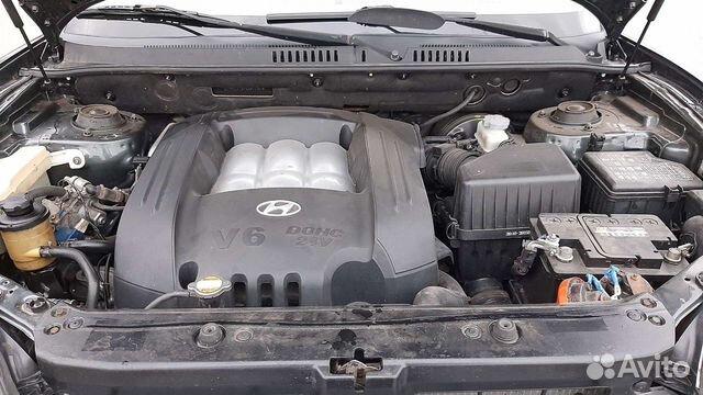 Hyundai Santa Fe, 2008  89063816458 купить 10