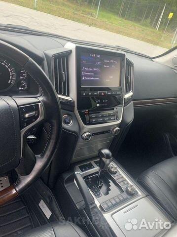 Toyota Land Cruiser, 2016  89147502534 купить 7