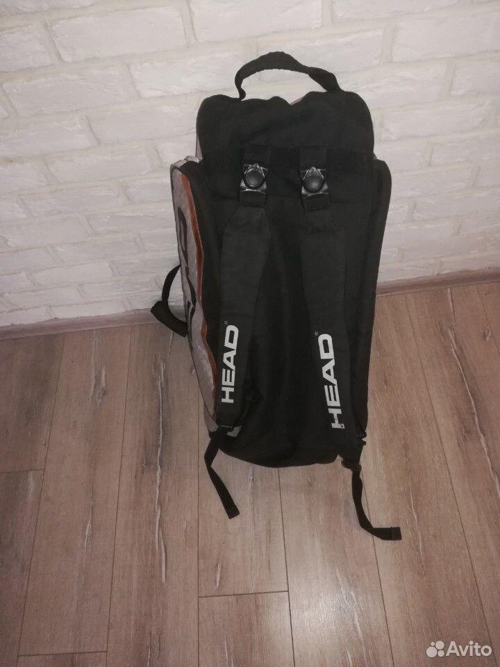 Теннисная сумка  89012418339 купить 3