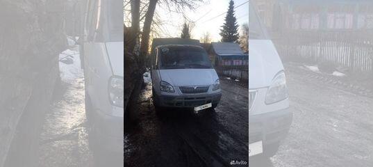 ГАЗ ГАЗель 3302, 2004 купить в Тюменской области | Автомобили | Авито