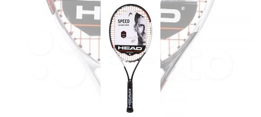 Теннисная ракетка Head Speed Jr 26 купить в Москве на Avito — Объявления на  сайте Авито 1bb36db69f150