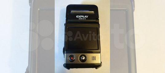 Видеорегистратор Explay DVR-014 купить в Липецкой области с доставкой | Запчасти | Авито