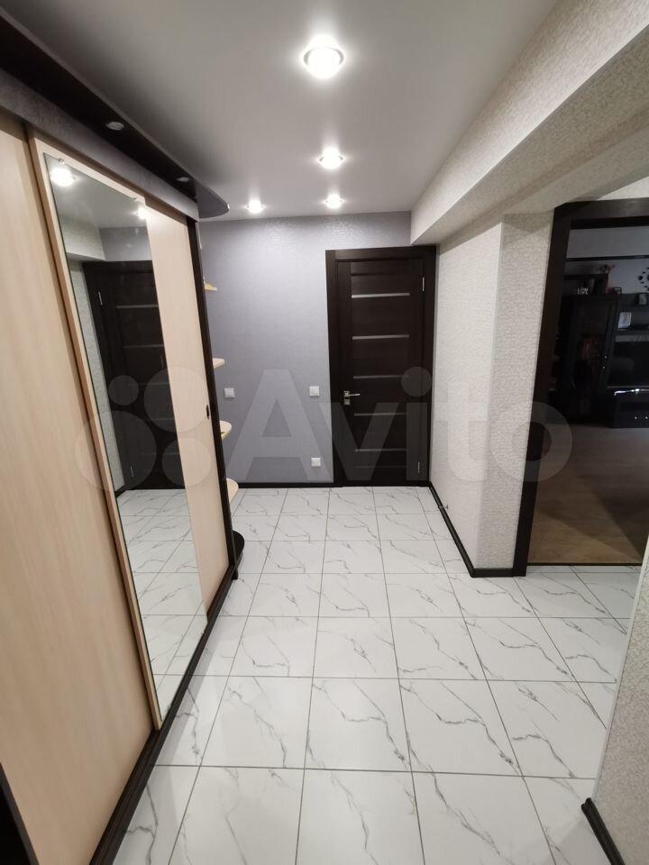 2-к квартира, 66.4 м², 5/12 эт.