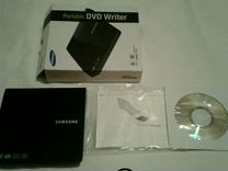 "DVD дисковод ""Portable DVD Writer Model SE-208"""