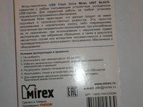 Новая флешка USB mirex 64Гб,обмен