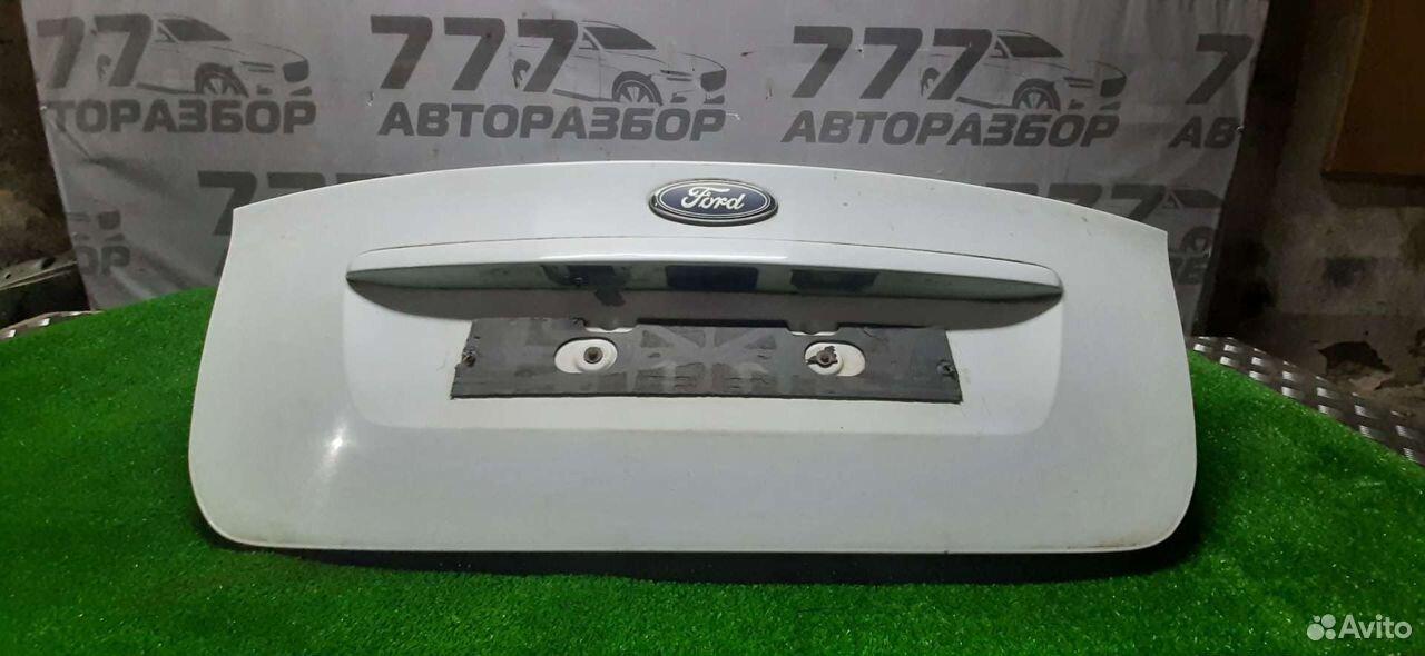 Крышка багажника Ford Focus 2 седан  89625362777 купить 2