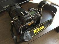 Цифровая фотокамера Nikon D7000