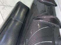 Диффузор w217 AMG Накладка карбон s coupe