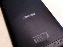 Планшет digma 8522, чёрный