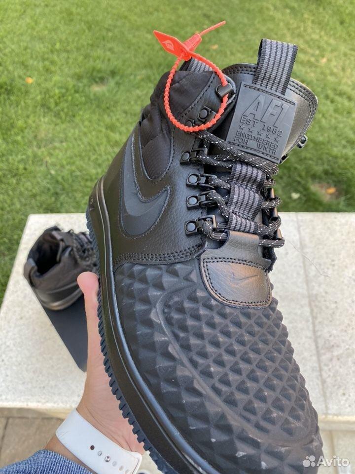 Nike Force Lunar 1 Black