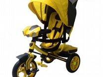 Велосипед Lamborghini Egoist, желтый, доставка