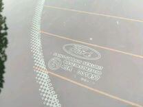 Стекло крышки багажника форд фокус