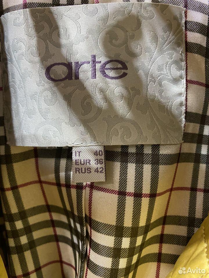 Пальто стеганое  89190105157 купить 4