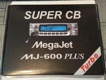 Автомобильная рация MegaJet MJ-600 Plus Turbo