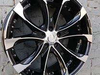 Новые диски Wald Jarret R22 5x120 BMW