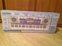 Синтезатор Bontempi PM 65 новый