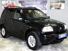 Suzuki Grand Vitara 2.5МТ, 2002, 156000км