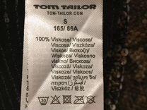 Платье-туника Tom Tailor denim