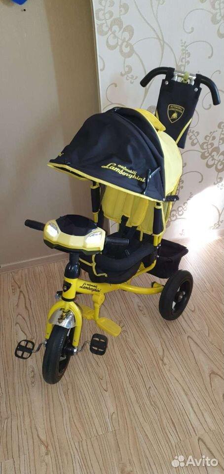 Велосипед детский Lamborghini  89183809015 купить 7