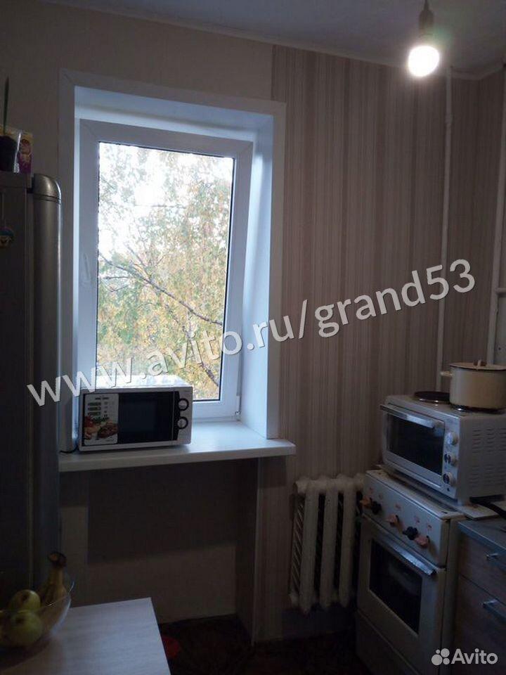 1-room apartment, 35 m2, 4/5 floor.
