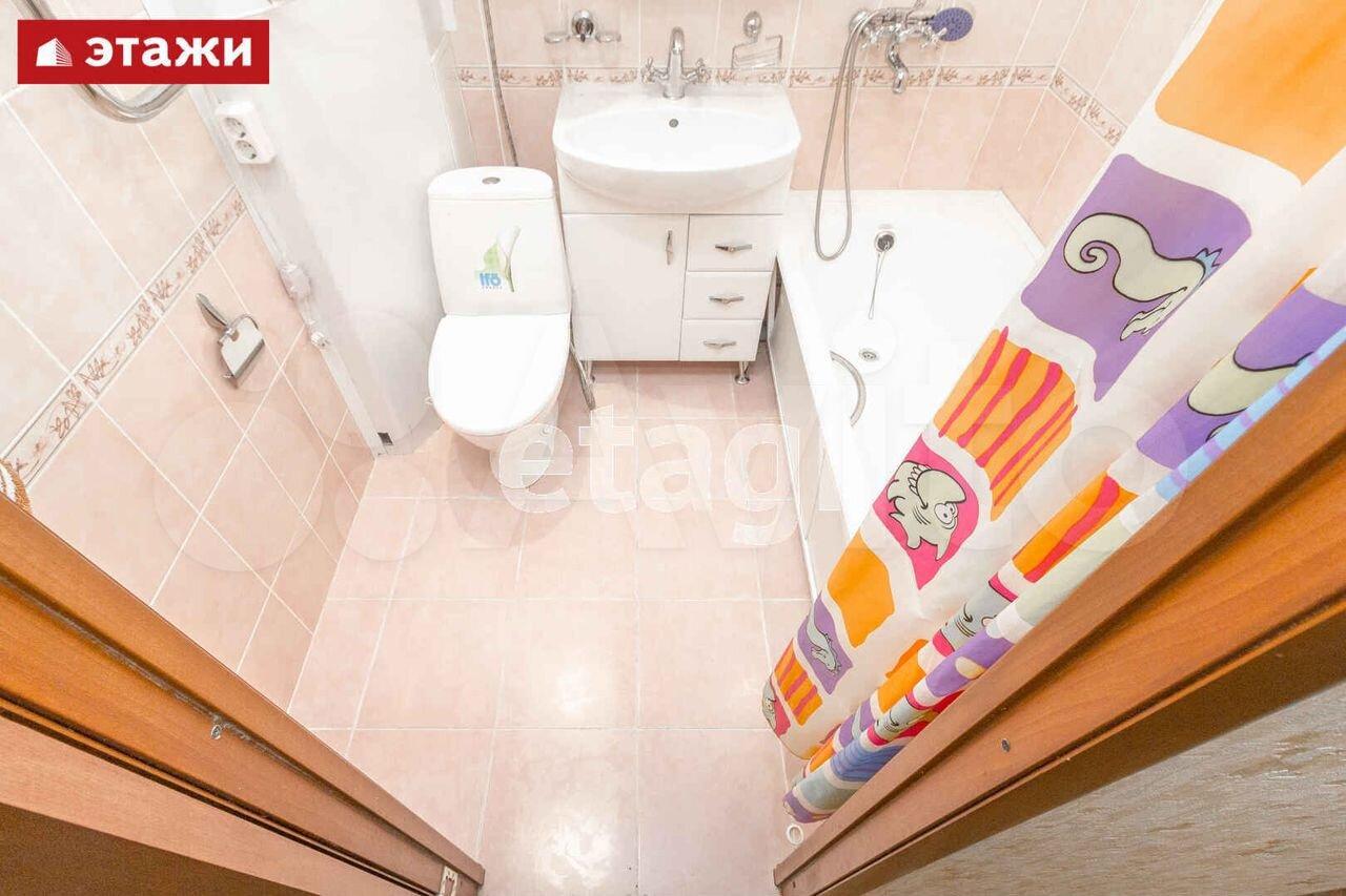1-к квартира, 36.5 м², 6/9 эт.  89214697292 купить 4