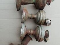Старые керосиновые лампы. Цена за всё