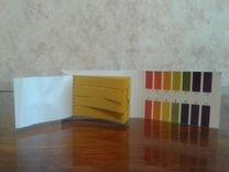 Лакмусовая бумага PH тест 80 полосок новая