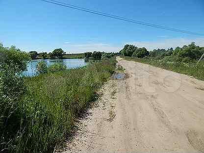 Плотина пруда и пруд13га для организации рыбалки